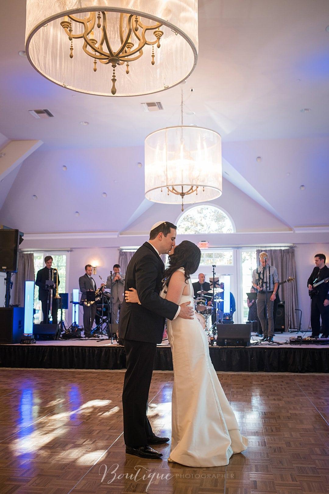 Milwaukee Jewish Wedding Shully S Watermark Reception